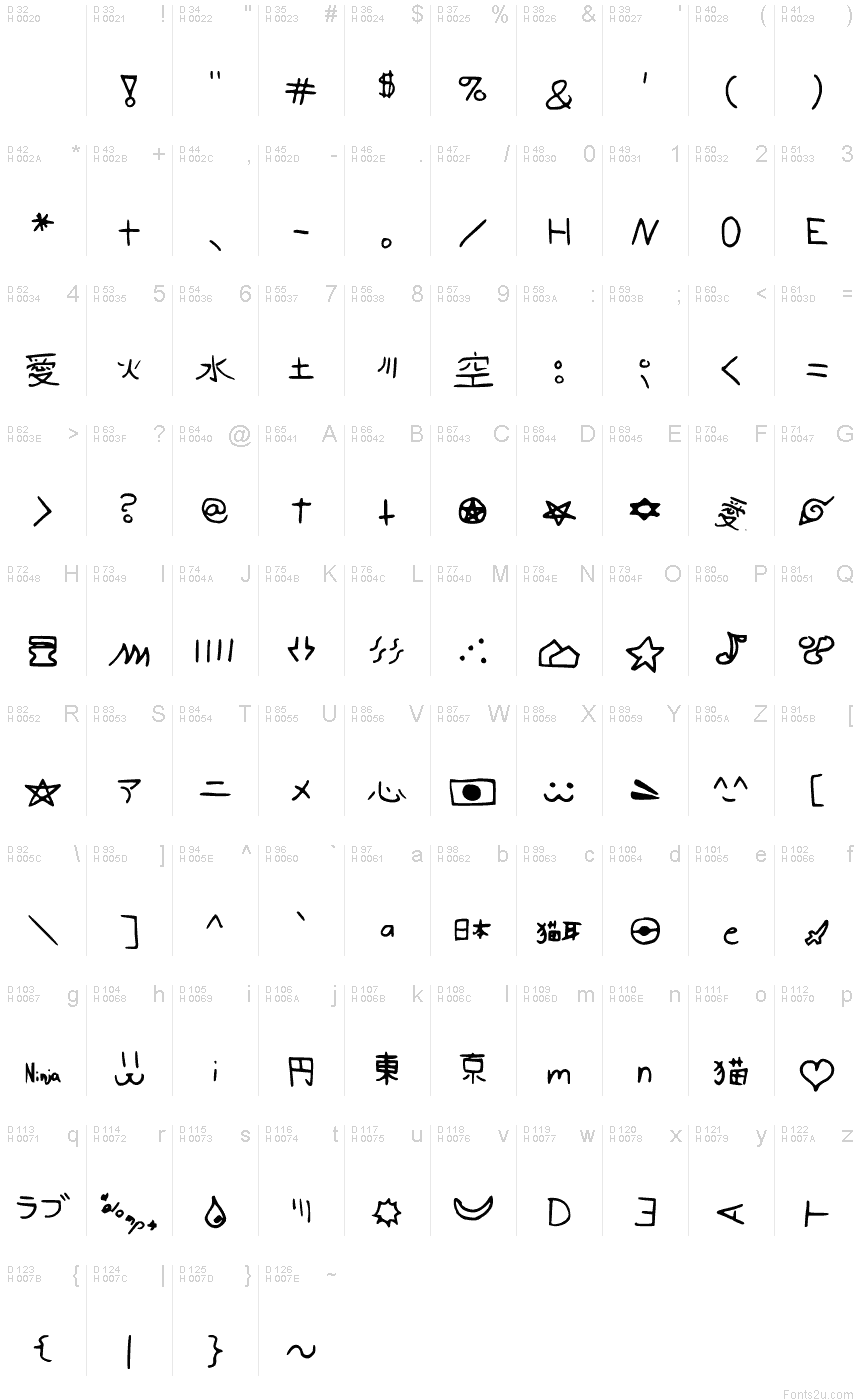 thesis symbol list Running head: art and symbolism 1 art and  the incorporation of specific symbols, shapes,  this thesis will analyze a few.