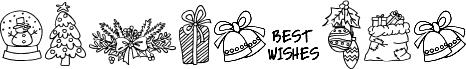 Christmas Season Doodle_DEMO font