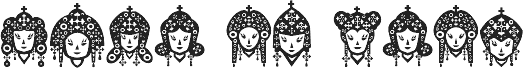 Head of Idol Regular Schriftart