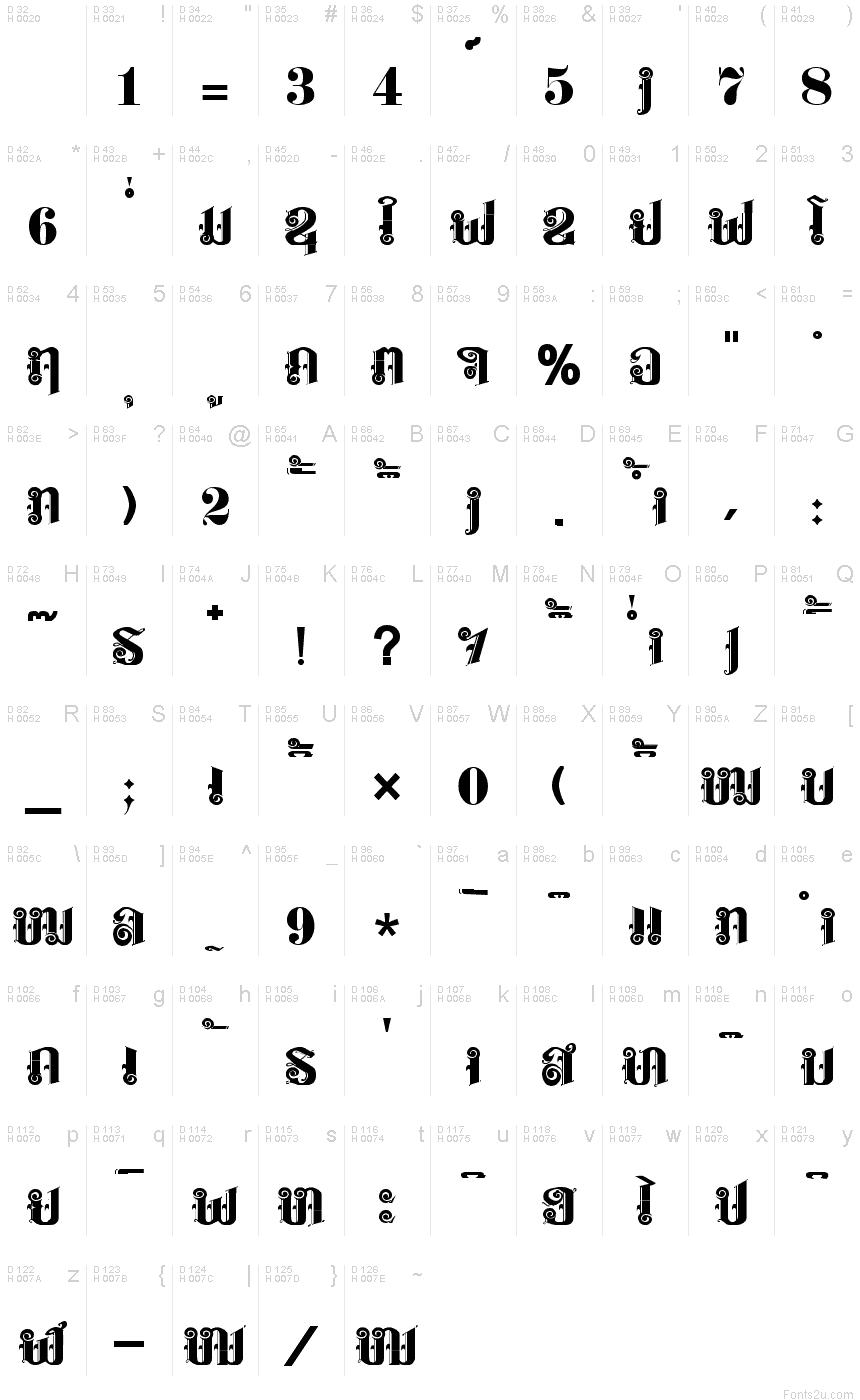 Символов, содержащихся в этом шрифте, пожалуйста, используйте раскр…