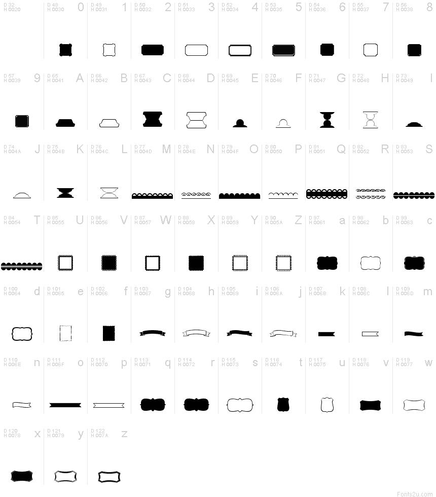 The Martin Garrix Font font