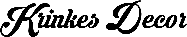 Krinkes decor personal use font free download
