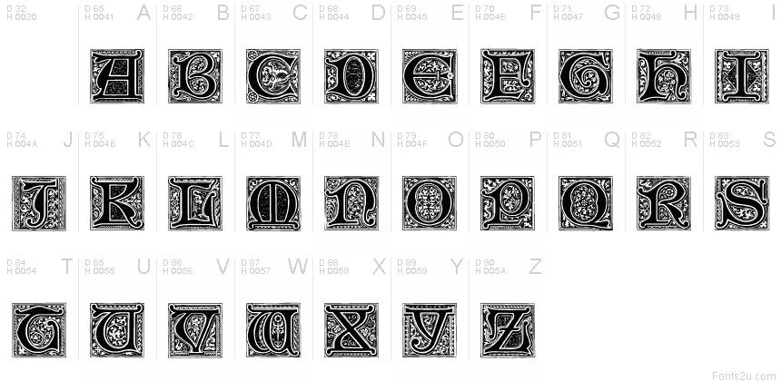 Vietnamese Calligraphy Medieval Victoriana No...
