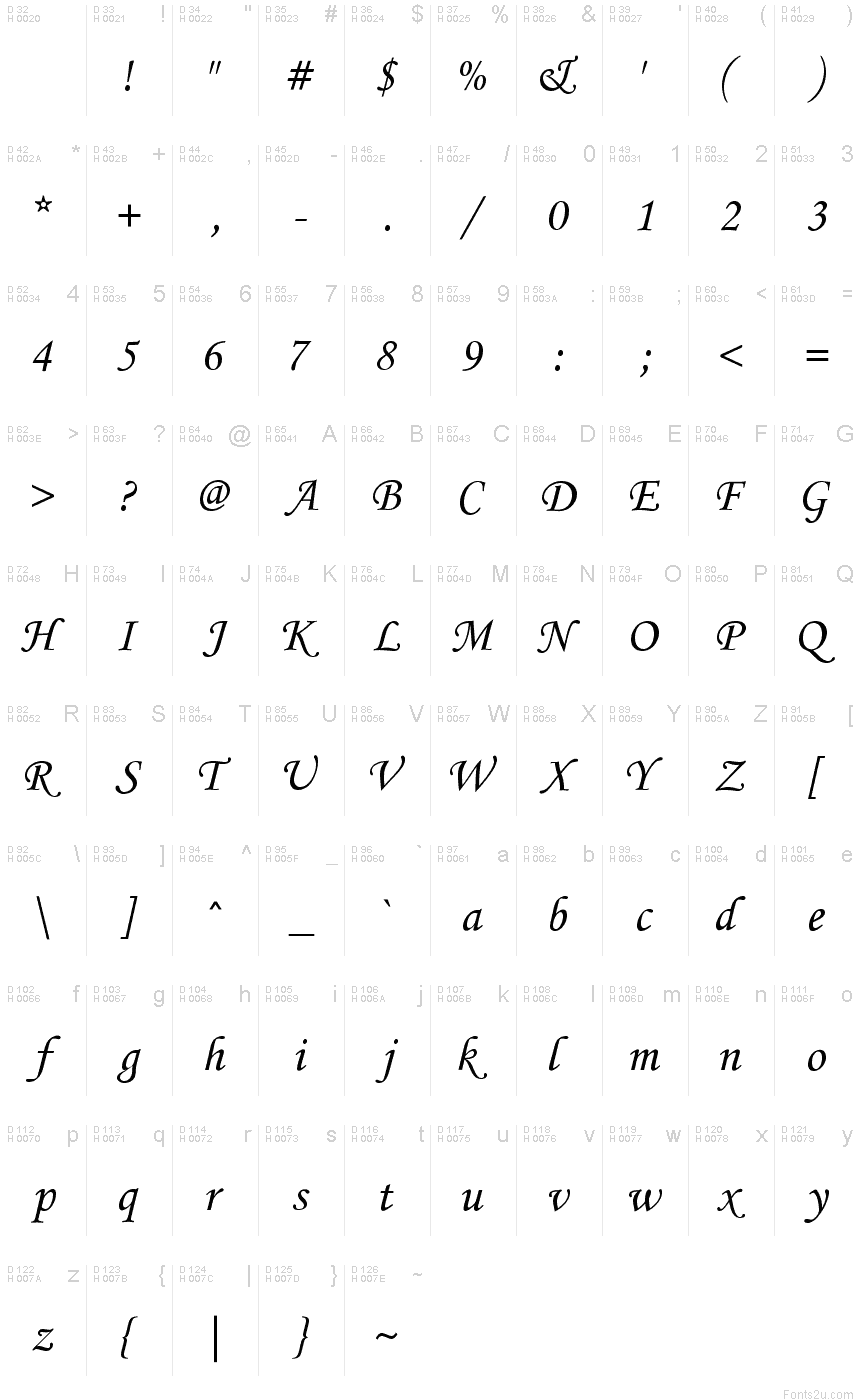 Letterhead Fonts  Font Packages