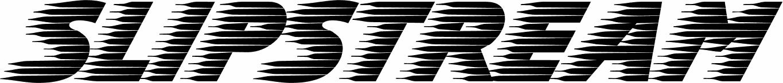 slipstream forward font