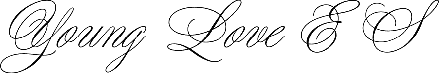 Young Love Font
